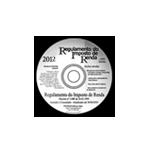 CD-ROM com conte�do do Regulamento do Imposto de Renda